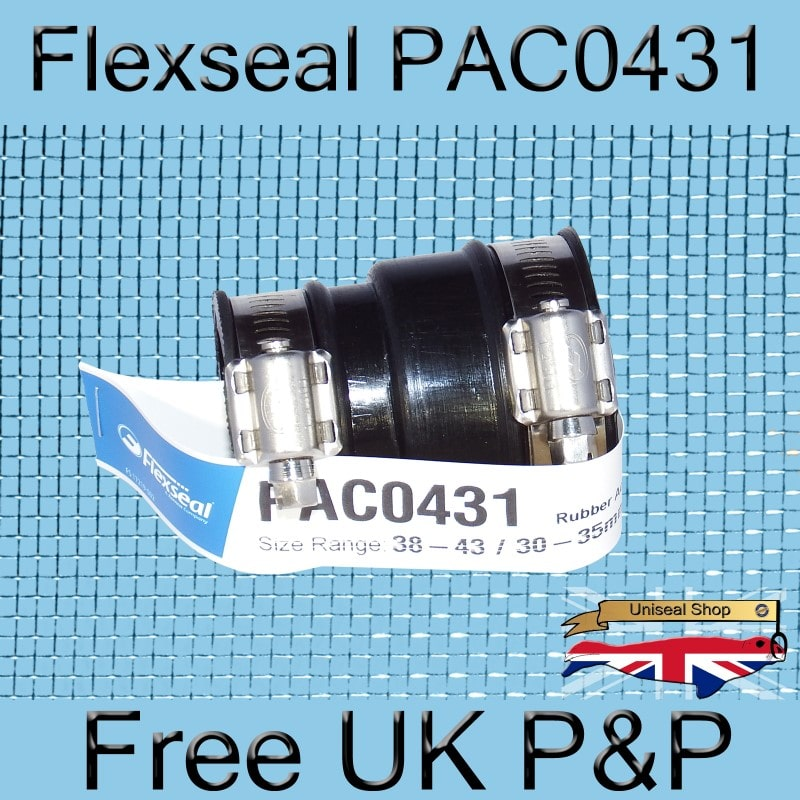 Magnify Flexseal PAC0431 Plumbing Adaptor photo Flexseal_Plumbing_Adaptor_Reducer_PAC0431_01_800.jpg