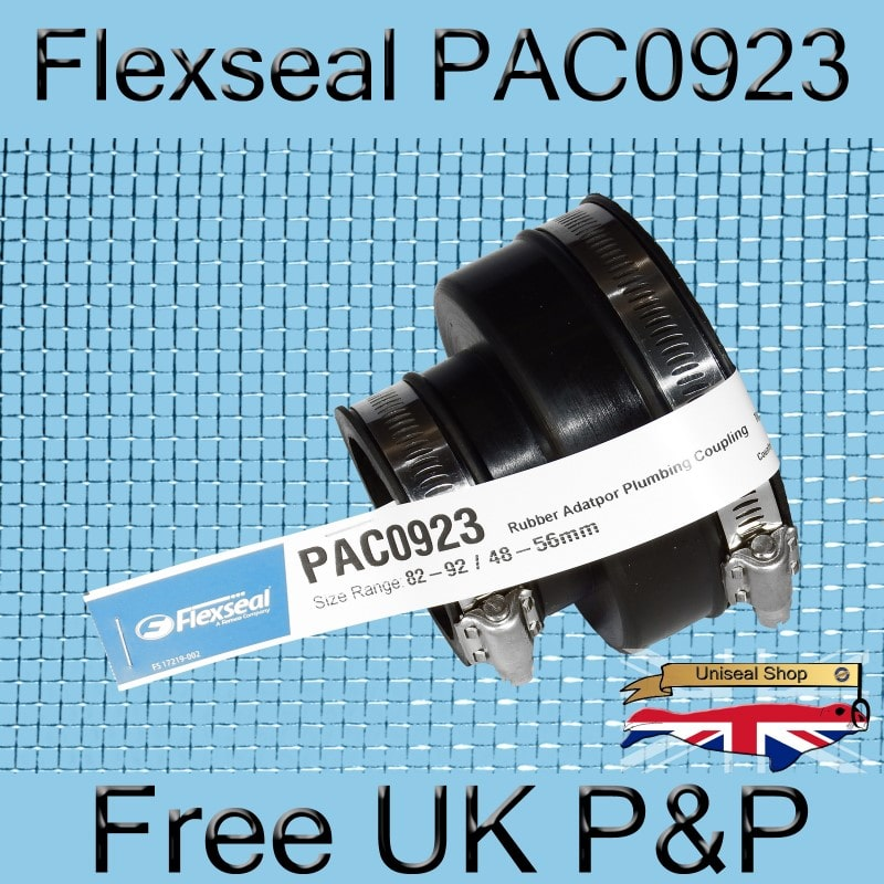 Magnify Flexseal PAC0923 Plumbing Adaptor photo Flexseal_Plumbing_Adaptor_Reducer_PAC0923_01_800.jpg