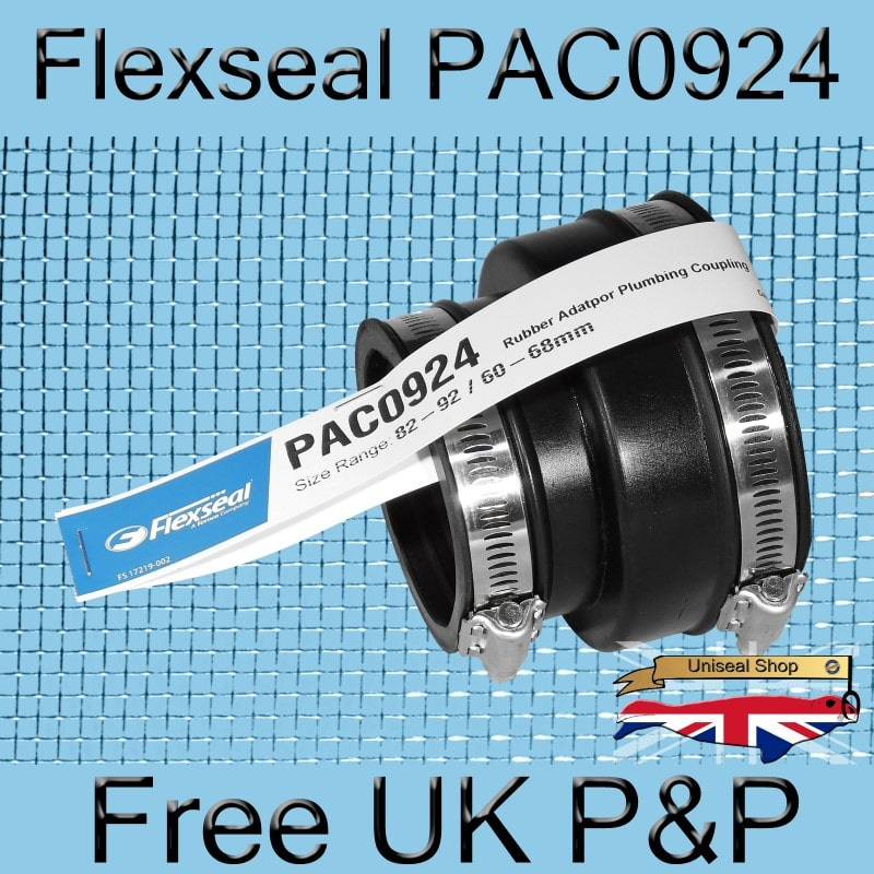 Magnify Flexseal PAC0924 Plumbing Adaptor photo Flexseal_Plumbing_Adaptor_Reducer_PAC0924_01_800.jpg