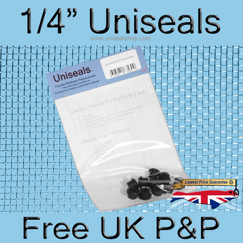 Magnify 1/4 inch Uniseal photo U025-UK-Uniseal-10-Pack.jpg