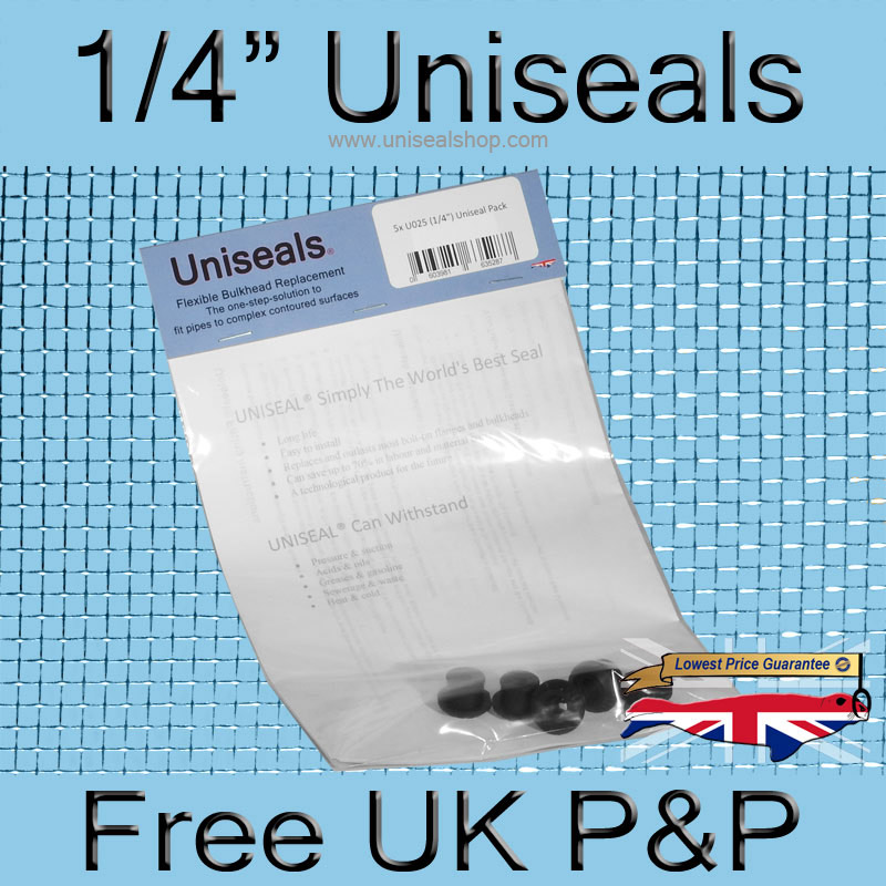 Magnify 1/4 inch Uniseal photo U025-UK-Uniseal-5-Pack.jpg