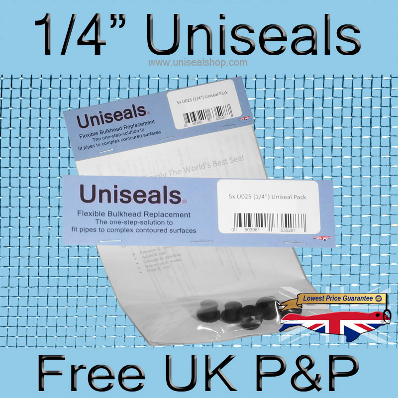 Magnify 1/4 inch Uniseal photo U025-UK-Uniseal-5-PackTop.jpg