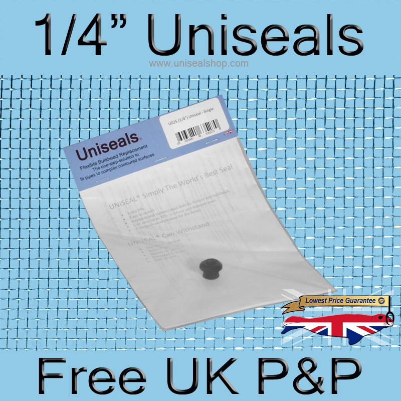 Magnify 1/4 inch Uniseal photo U025-UK-Uniseal-Single.jpg