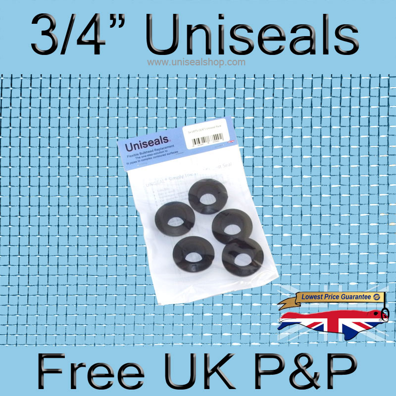 Magnify 3/4 inch Uniseal photo U075-UK-Uniseal-5-Pack.jpg