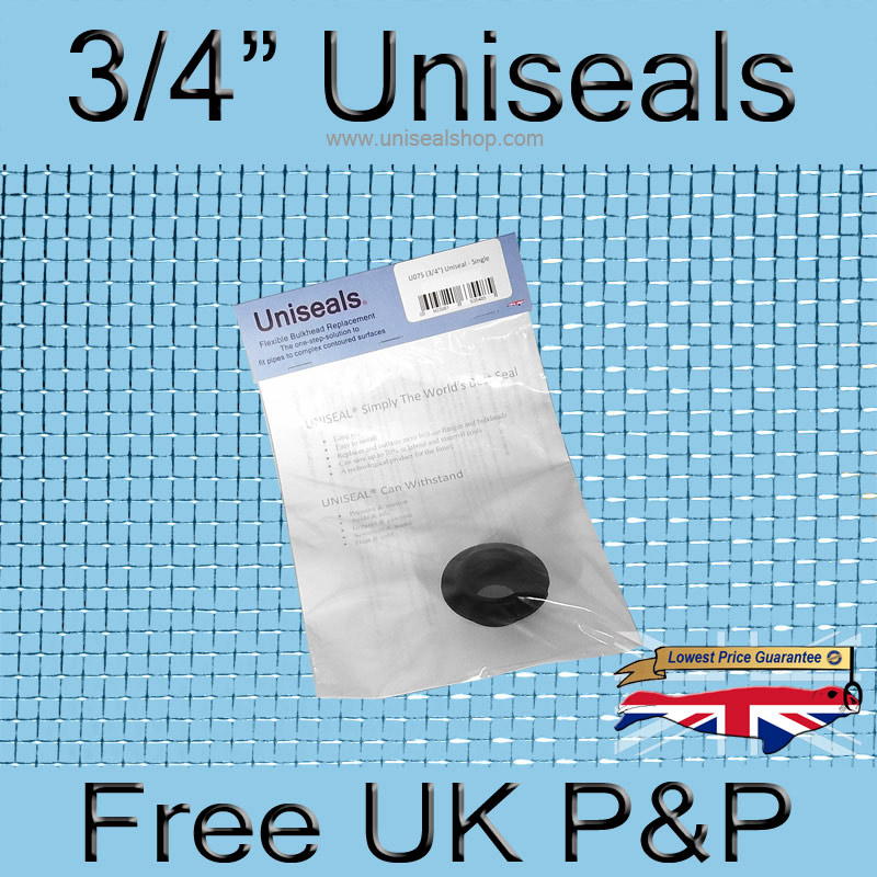 Magnify 3/4 inch Uniseal photo U075-UK-Uniseal-Single.jpg