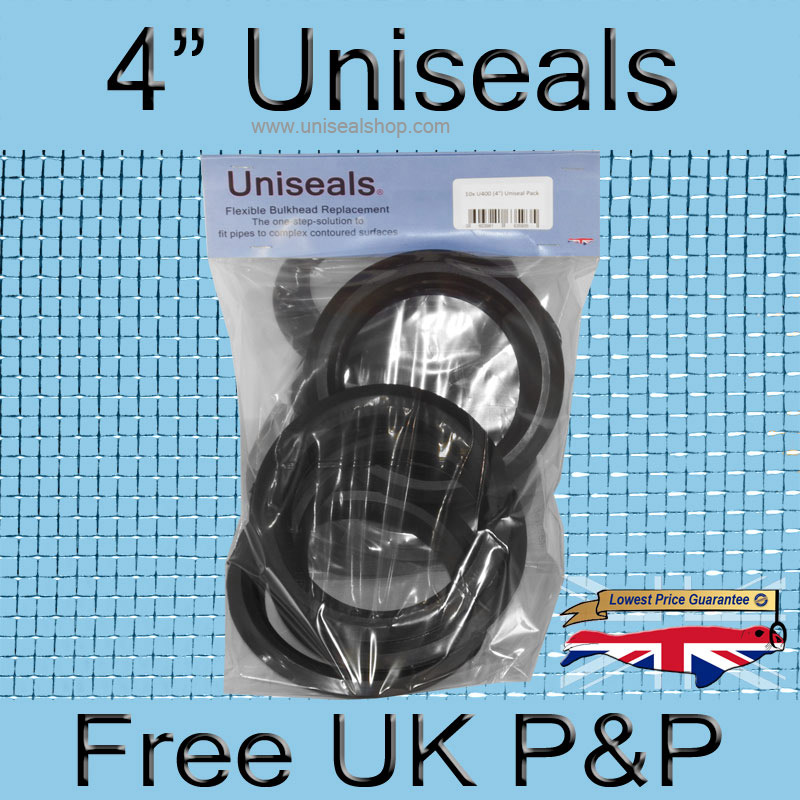 Magnify 4 inch-SDR35 Uniseal photo U400-UK-Uniseal-10-Pack.jpg