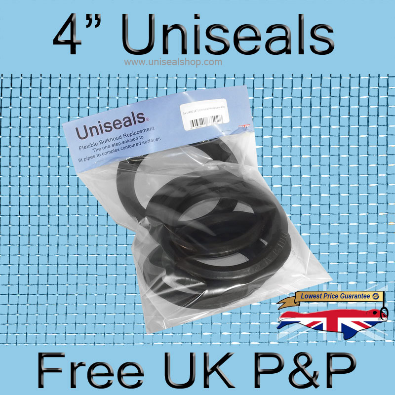 Magnify 4 inch-SDR35 Uniseal photo U400-UK-Uniseal-5-Pack.jpg