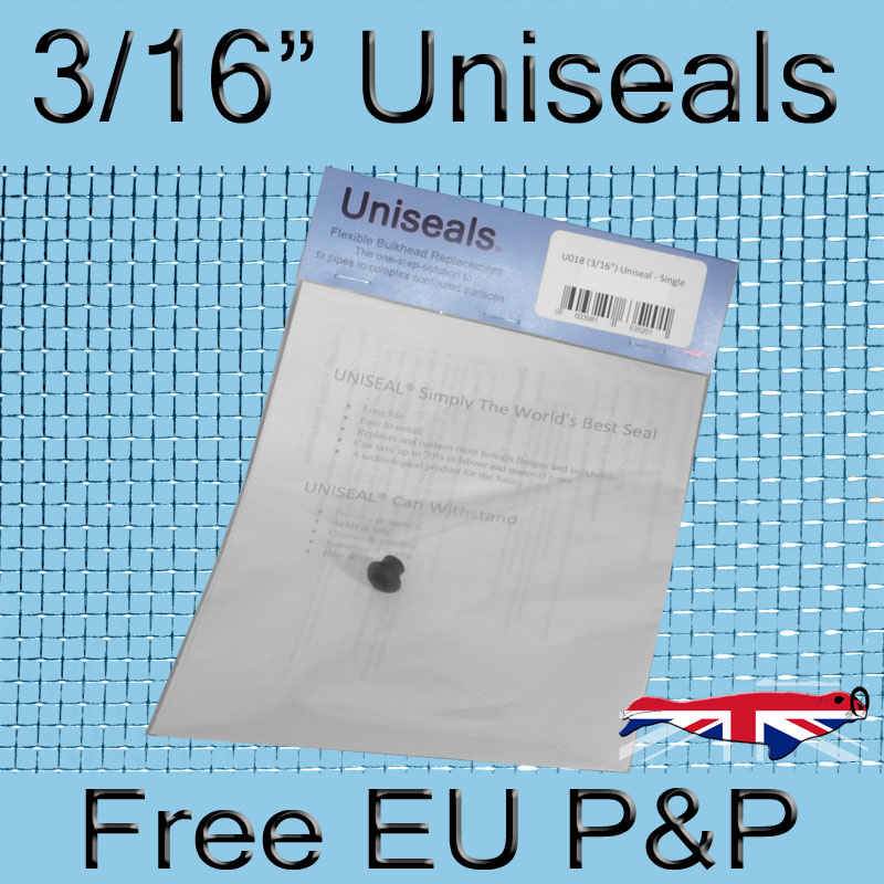 Magnify 3/16 inch Europe Uniseal photo