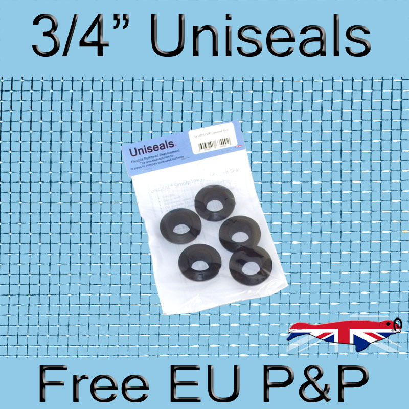 Magnify 3/4 inch Europe Uniseal photo