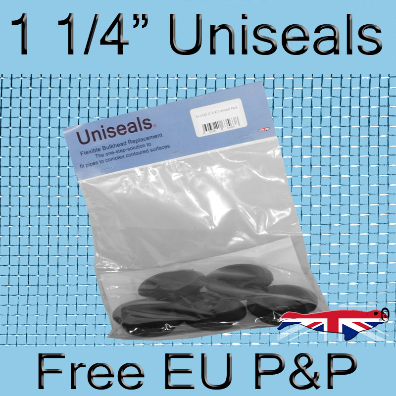 Magnify 1 1/4 inch Europe Uniseal photo