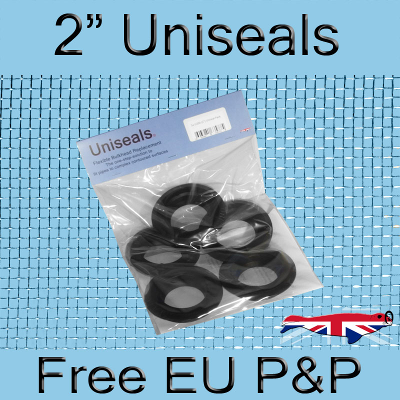 Magnify 2 inch Europe Uniseal photo