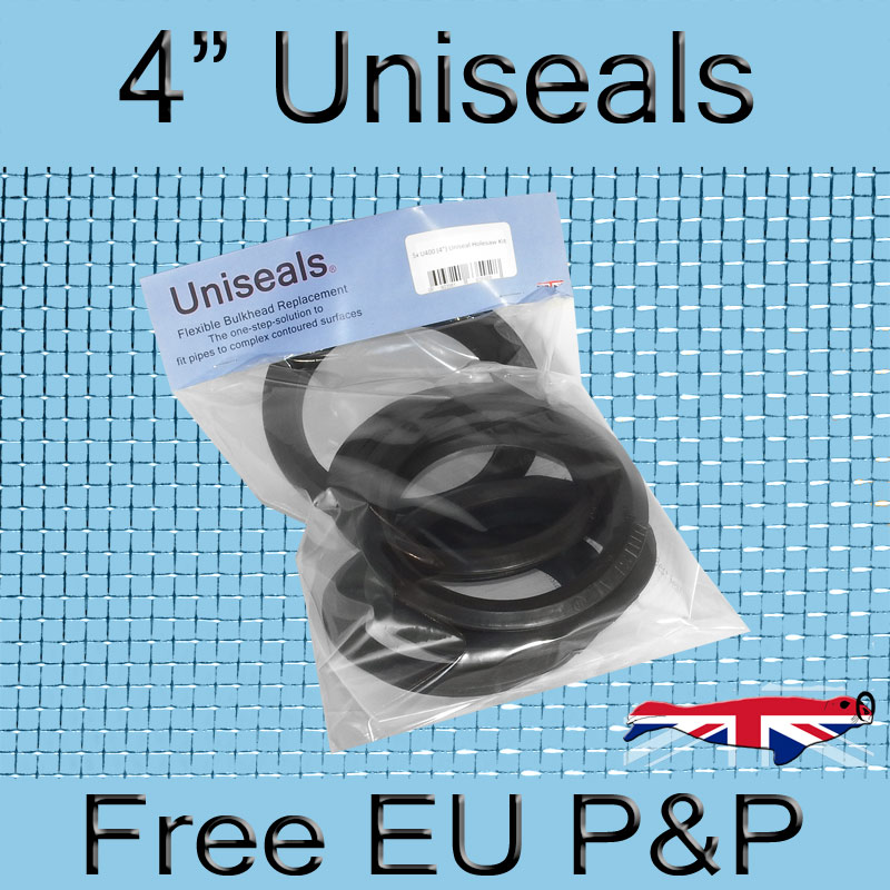 Magnify 4 inch Europe Uniseal photo